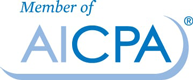 Member of the American Institute of CPAs